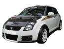 Suzuki Swift MK2 GTI-Look Frontstossstange