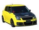 Suzuki Swift MK2 Japan-Style Front Bumper Extension