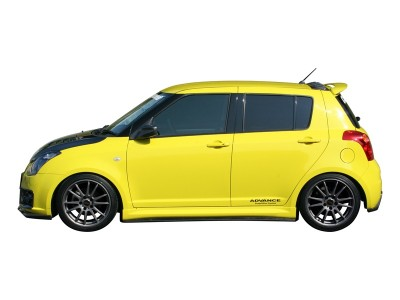 Suzuki Swift MK2 Japan-Style Side Skirts