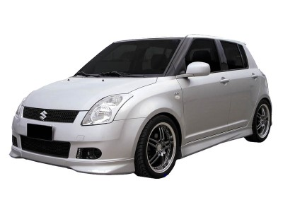 Suzuki Swift MK2 S-Look Front Bumper Extension