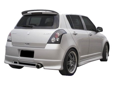 Suzuki Swift MK2 S-Look Rear Bumper Extension