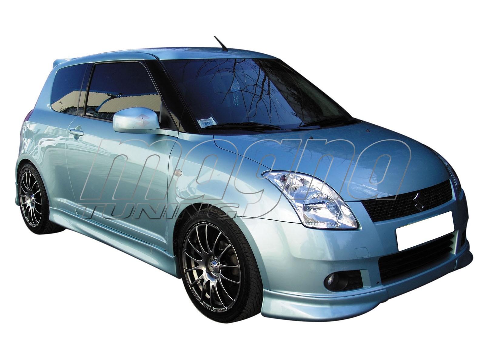 suzuki swift mk2 sport body kit. Black Bedroom Furniture Sets. Home Design Ideas