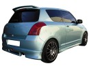 Suzuki Swift MK2 Sport Rear Bumper Extension