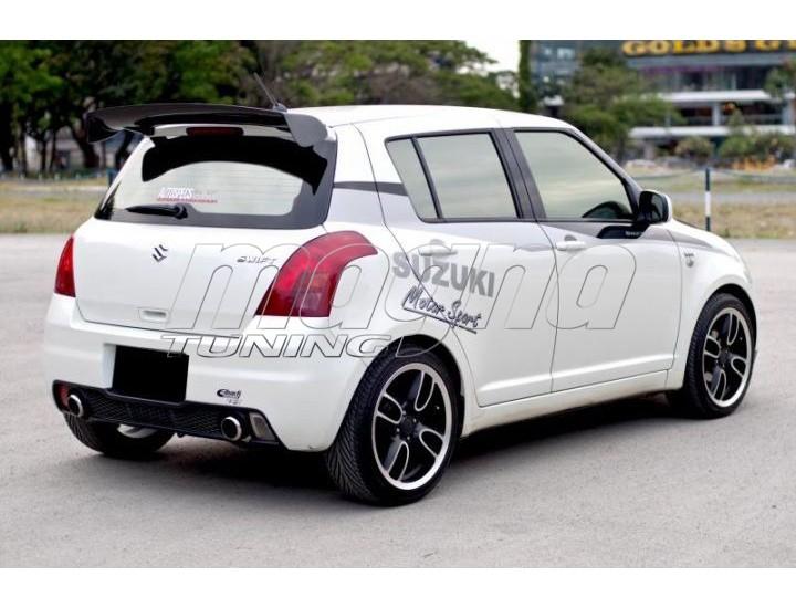 Suzuki Swift Front Bumper