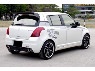 Suzuki Swift MK2 SportLine Rear Bumper