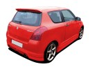 Suzuki Swift MK2 Street Rear Bumper Extension