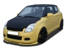 Suzuki Swift MK2 VX Front Bumper Extension