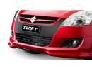 Suzuki Swift MK3 Shogun Front Bumper Extensions