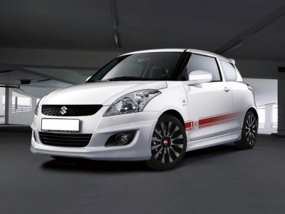 Suzuki Swift MK3 X-Tech Front Bumper Extension