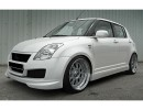 Suzuki Swift Port Side Skirts