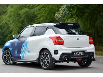Suzuki Swift Sport MK4 MX Heckansatz