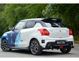 Suzuki Swift Sport MK4 MX Rear Bumper Extension