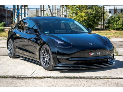 Tesla Model 3 MX2 Front Bumper Extension
