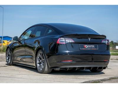 Tesla Model 3 Praguri MX