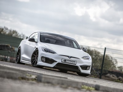 Tesla Model S Body Kit P2