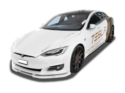 Tesla Model S Facelift Extensie Bara Fata Verus-X