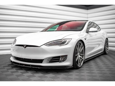 Tesla Model S Facelift MX Body Kit