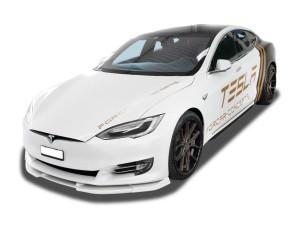 Tesla Model S Facelift Verus-X Front Bumper Extension
