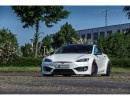 Tesla Model S P2-X Wide Body Kit