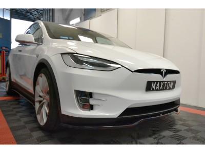 Tesla Model X Extensie Bara Fata Matrix2