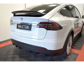 Tesla Model X Matrix Rear Bumper Extension