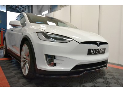 Tesla Model X Matrix2 Frontansatz