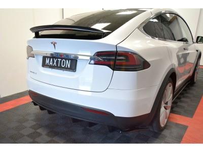 Tesla Model X Matrix2 Rear Wing Extension