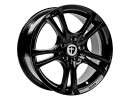 Tomason Easy Black Painted Wheel