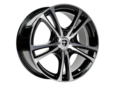 Tomason Easy Black Polished Wheel
