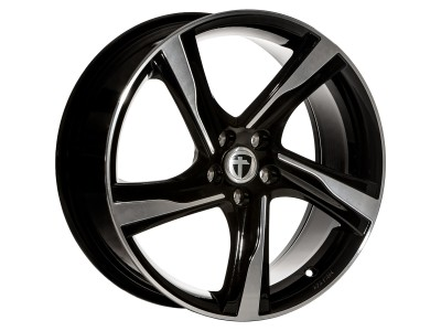Tomason RL2 Black Polished Wheel