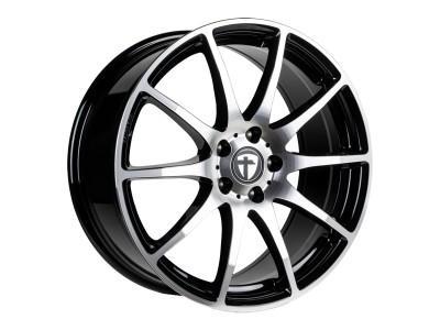 Tomason TN1 Black Polished Felge