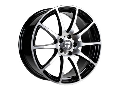 Tomason TN1 Black Polished Wheel