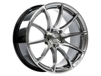 Tomason TN1 Hyperblack Polished Wheel