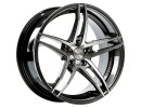 Tomason TN12 Dark Hyperblack Polished Felge
