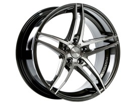 Tomason TN12 Dark Hyperblack Polished Wheel