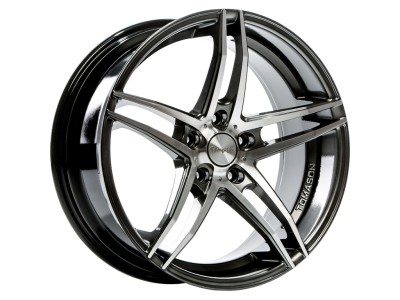 Tomason TN12 Dark Hyperblack Polished Wheel