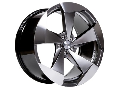 Tomason TN15 Hyperblack Polished Wheel