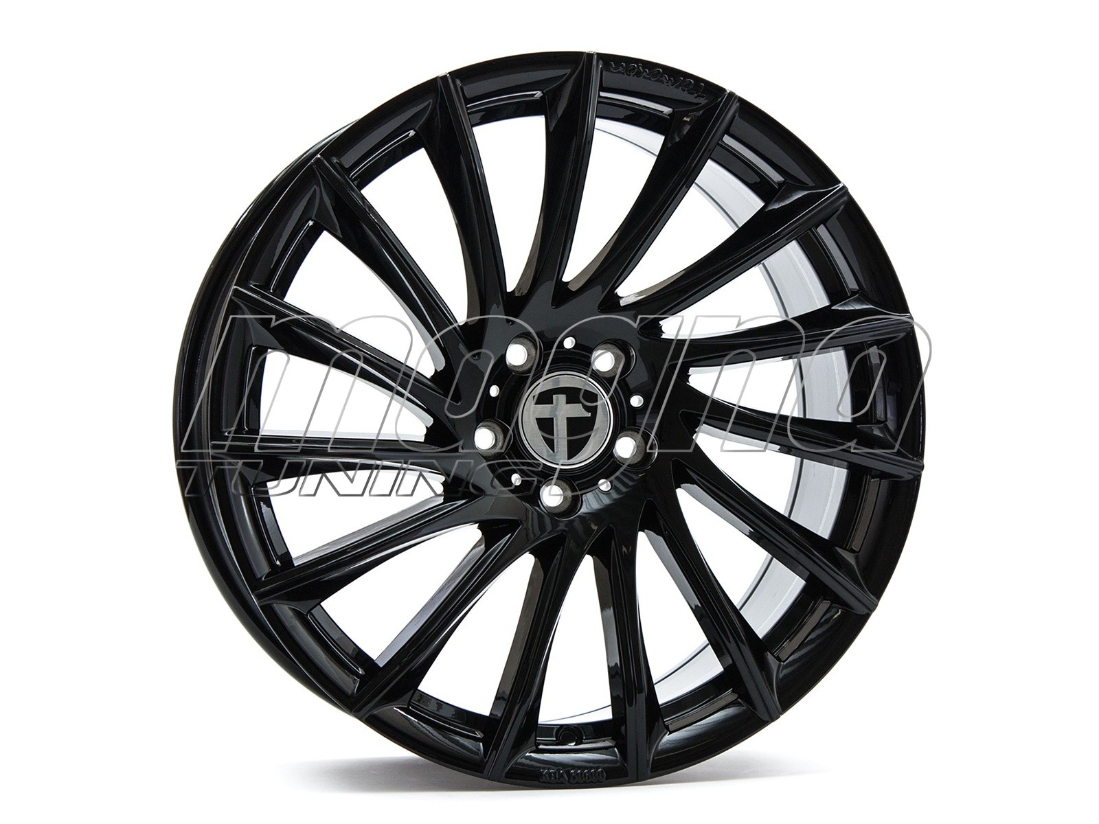 Tomason TN16 Black Painted Felge