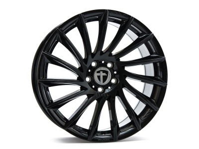 Tomason TN16 Black Painted Wheel