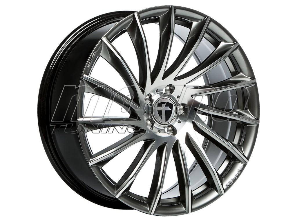 Tomason TN16 Dark Hyperblack Polished Wheel