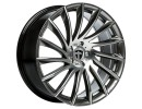 Tomason TN16 Dark Hyperblack Polished Wheel
