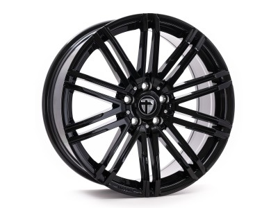 Tomason TN18 Black Painted Felge