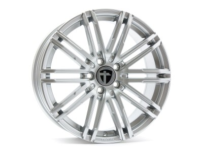 Tomason TN18 Bright Silver Felge