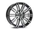 Tomason TN18 Gunmetal Polished Wheel
