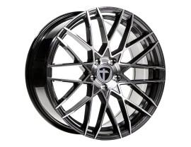 Tomason TN19 Dark Hyperblack Polished Wheel