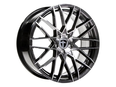 Tomason TN19 Dark Hyperblack Polished Wheel