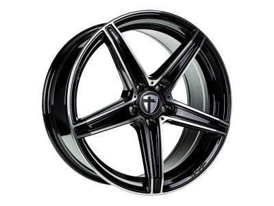 Tomason TN20 Black Polished Wheel