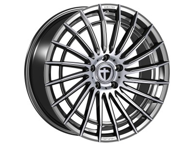 Tomason TN21 Dark Hyperblack Polished Wheel