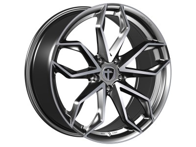 Tomason TN22 Dark Hyperblack Polished Wheel