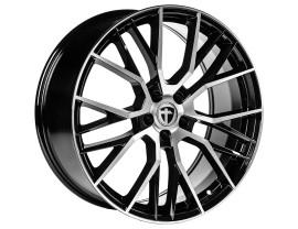 Tomason TN23 Black Diamond Polished Felge